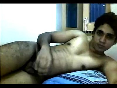Indian Gay Cam Boy Goes Totally Naked
