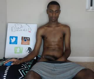 My Black Gay Boy Gets Nude On Webcam