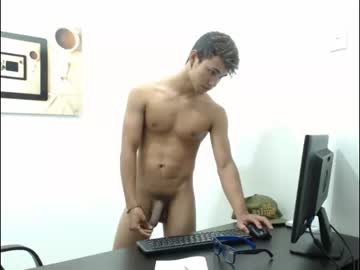 Athletic Latino Gay Boy Naughtysling Gets Fully Naked
