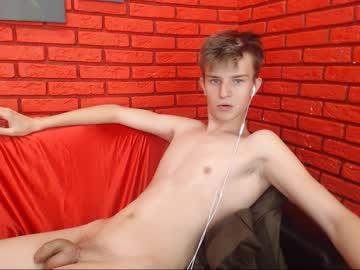 European Blue Eyed Twink Dexteroliver With Uncut Dick