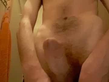 Ginger Boy Stripteases In Bathroom
